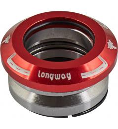 Hlavové složení červený Longway Integrated