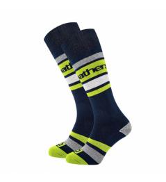 Ponožky Horsefeathers Mace navy 2020/21 vell.11-13