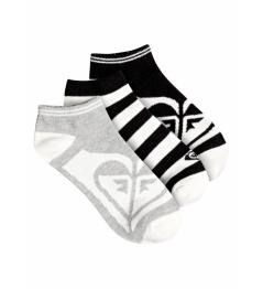Ponožky Roxy Ankle 343 kvj0 anthracite 2017/18 dámské vell.36-41