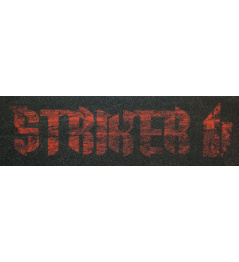 Griptape Striker Logo red/black