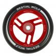 Bestial Wolf Race 110 mm kolečko černo červené