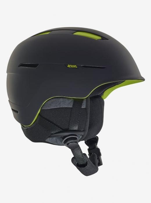 Helma Anon Invert black/green 2018/19 vell.XL/60-62cm