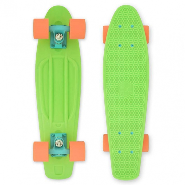 Longboard Baby Miller Ice Lolly lime green vell.23