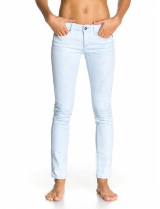 Kalhoty Roxy Suntrippers Tie-Dye 035 bdl0 wan blue 2014 dámské vell.29