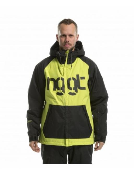 Bunda Nugget Direct B black/safety yellow 2016/17 vell.S