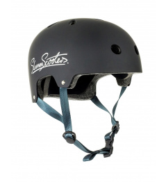 Slamm Logo Helmet Black S/M 53-56cm