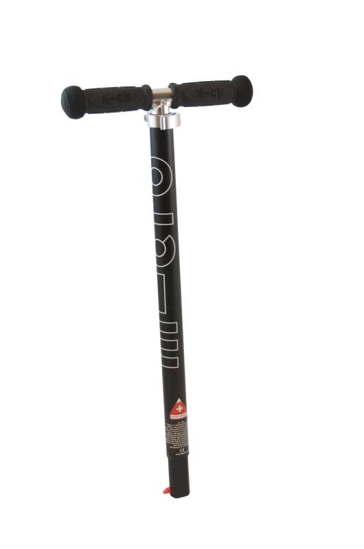 Řídítka pro Maxi Micro T Black - komplet vč. tubusu
