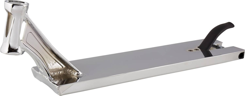 Striker Street deska 530mm stříbrná + griptape zdarma