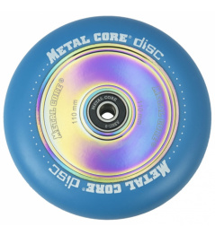 Metal Core Disc 110 mm kolečko modré