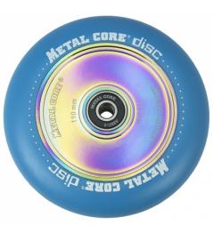 Metal Core Disc 110 mm koliesko modré