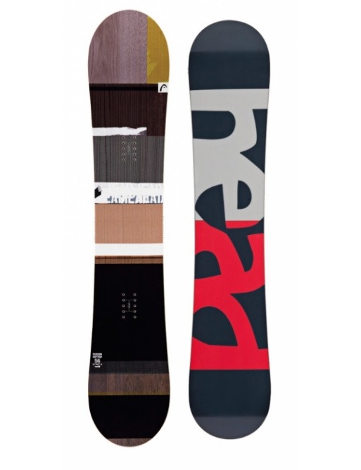 Snowboard Head Fusion LGCY 2017/18 vell.153cm
