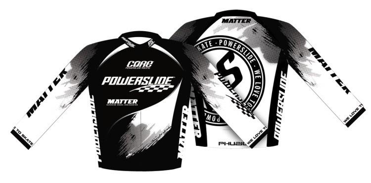 Závodní dres Powerslide Women