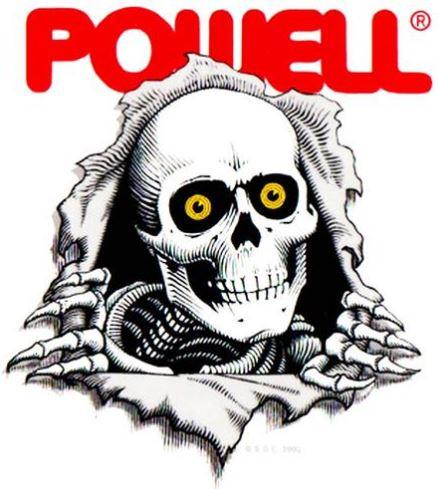 Skateboardy Powell