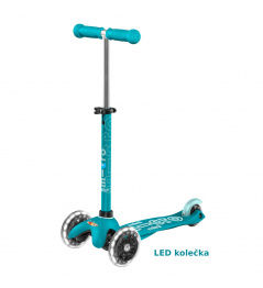 Mini Micro Deluxe Aqua LED