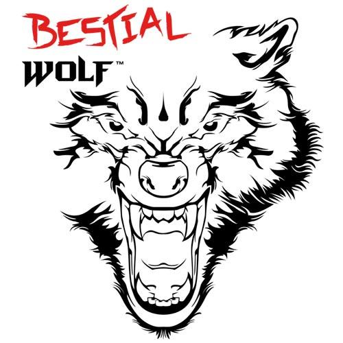 Bestialischer Wolf