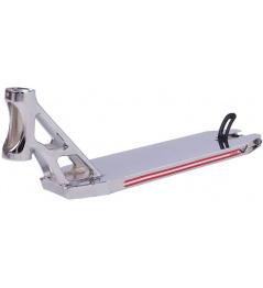 Deska Striker Bgseakk Magnetite 510mm chrome + griptape zdarma