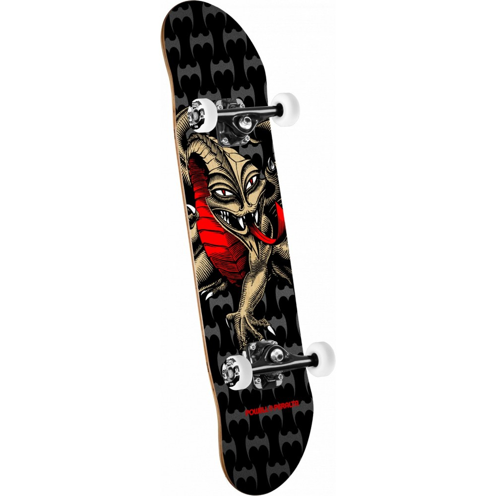 Powell Peralta Cab Dragon One Off 15 Skateboard Black/Natural - 7.75