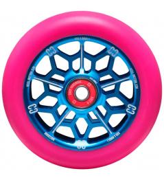 Kolečko CORE Hex 110mm růžové