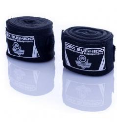 Boxerská omotávka DBX BUSHIDO černá