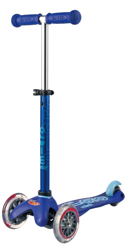 Mini Micro Deluxe Blue