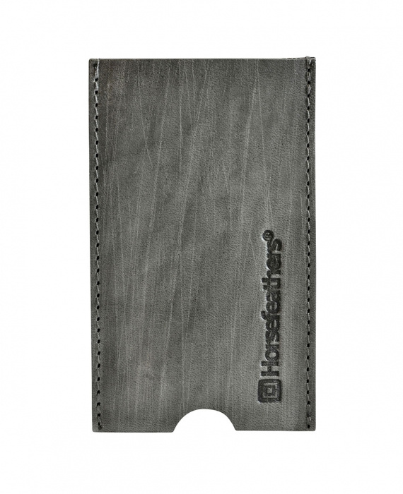 Horsefeathers Flynn brushed gray 2015 cover