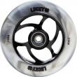 Kolečko Lucky Torsion 110mm Black/White Swirl