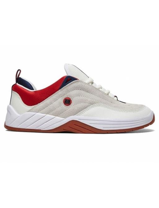 Boty Dc Williams Slim S white/navy/red 2020 vell.EUR42