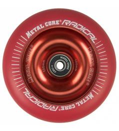 Metal Core Radical Fluorescent 110 mm kolečko červené