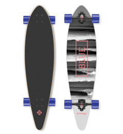 "Longboard Street Surfing PINTAIL 40"" Surfś Up"