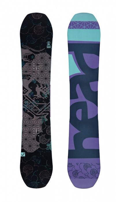 Snowboard Head Hope 2017/18 vell.142cm