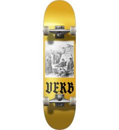 """Verb Skateboard Komplet (8.125""""   Stoned Gold)"""
