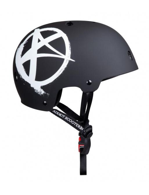 Helma Addict Logo černá S/M