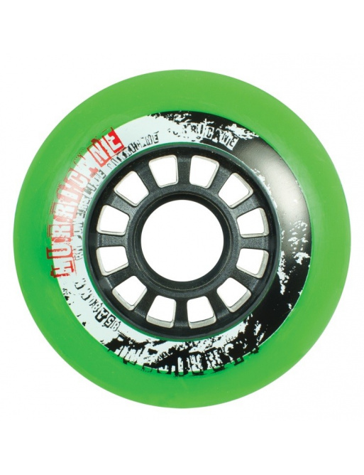 Kolečka Powerslide Hurricane Green (4ks)
