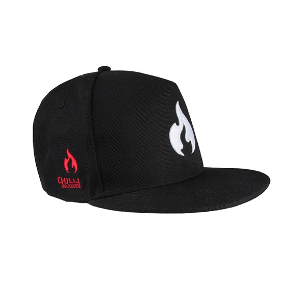 Chilli Global Snapback schwarz