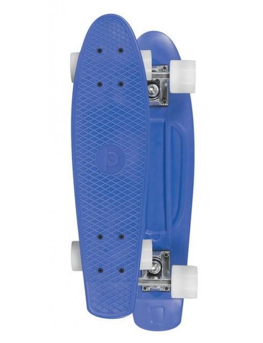Skateboard Playlife Vinyl Board, tmavě modrá