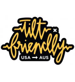 Samolepka Tilt X Friendly
