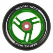 Bestial Wolf Race 110 mm kolečko černo zelené