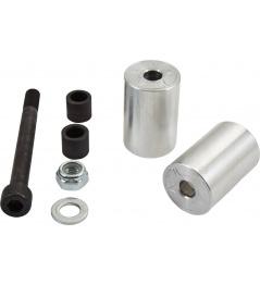 Proto stříbrný Deck End Kit