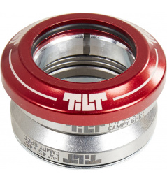 Headset Tilt Integrated červený