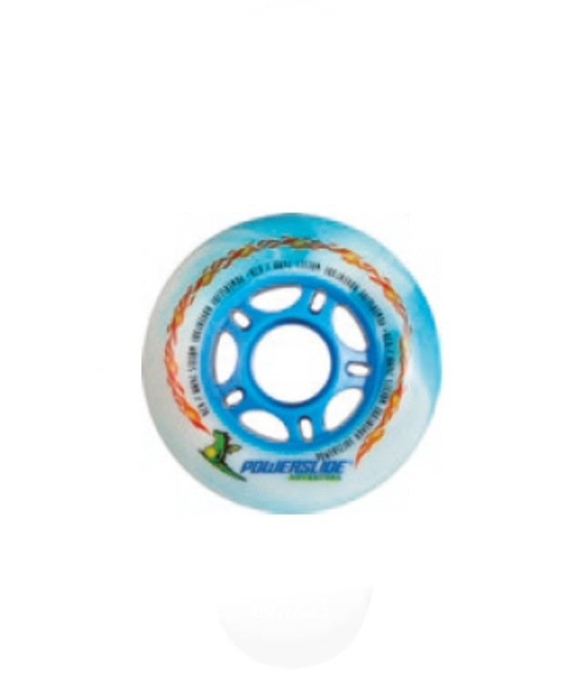 Kolečka Powerslide Adventure Kids Blue (4ks)
