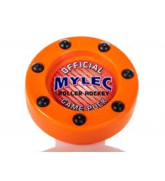 Inline Puk Mylec Off. Rollerhockey Game Bulk Orange