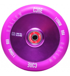 Kolečko Core Hollowcore V2 110mm fialové