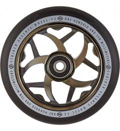 Kolečko Striker Essence V3 Black 110mm Metallic Black