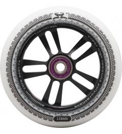 Kolečko AO Mandala 110mm bílé