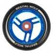 Bestial Wolf Race 110 mm kolečko černo modré