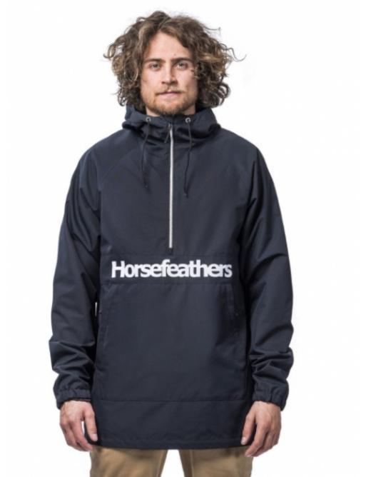 Bunda Horsefeathers Perch black 2020/21 vell.XXL