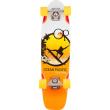 "Longboard Ocean Pacific Surfer Cruiser 28.5"" Yellow"