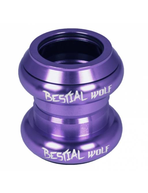 Bestial Wolf PRO head set of purple