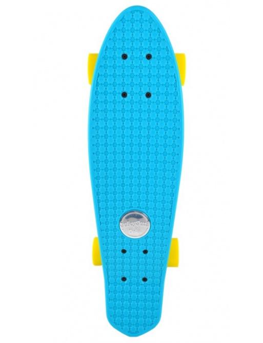Skateboard Choke Juicy Susi Dirty Harry Cyan