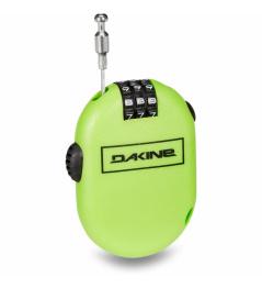Zámek Dakine Micro Lock green 2021/22